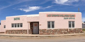 Dr. Love's Hot Springs Wellness Clinic