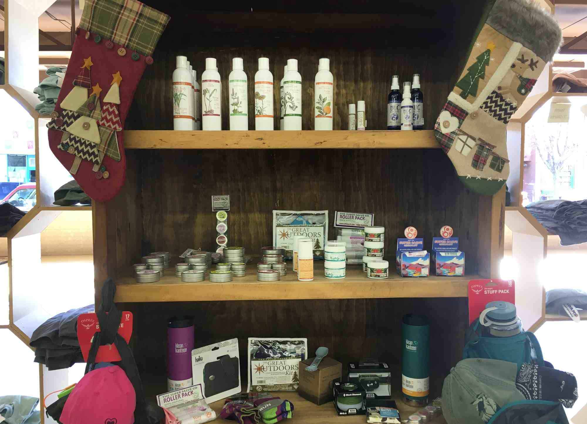 Morning Star Outfitters sunscreens and balms