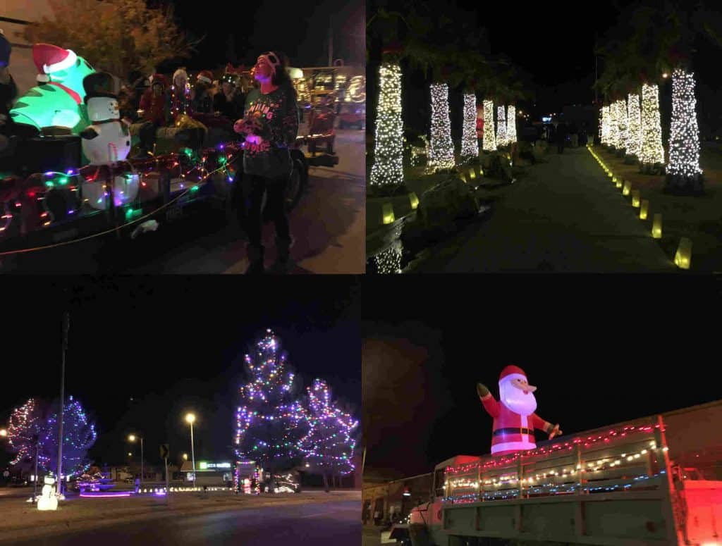 TorC's Old-Fashioned Christmas - Parade of LIghts and holiday decorations